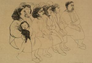 Mujeres de Aconcagua