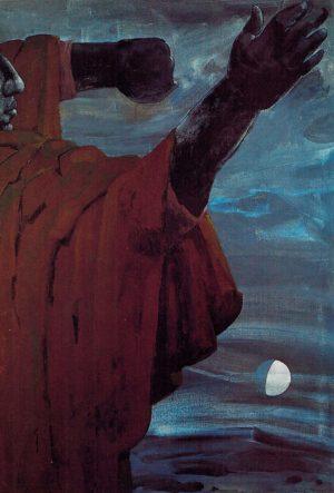 La piedra en la noche
