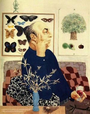 Retrato del poeta